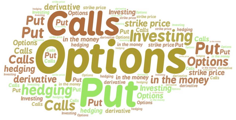 Les types d'options à trader