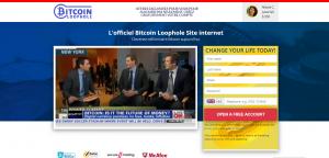bitcoin loophole avis page