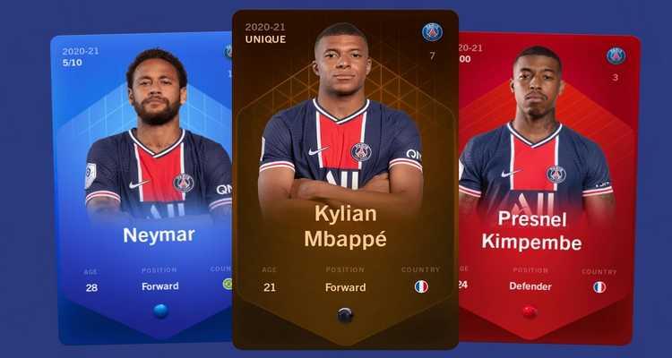 Le club du PSG rejoint la blockchain Sorare et ses cartes NFT