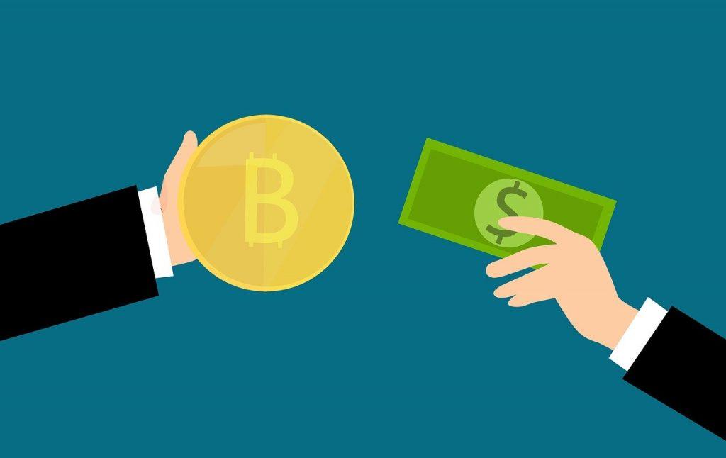 Acheter du Bitcoin avec des dollars