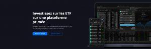 investir en ETF Saxo