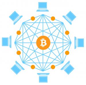 Minage de bitcoin dans le monde