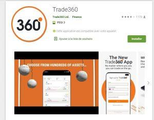 avis trade360 app