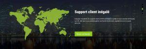 service client UFX