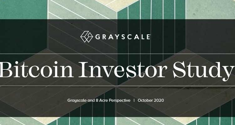 Bitcoin Investor Study 2020 de Grayscale