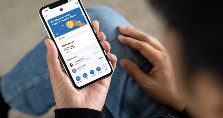 PayPal ajoute les cryptomonnaies à ses comptes de paiement