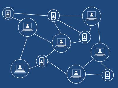 réseau et blockchain