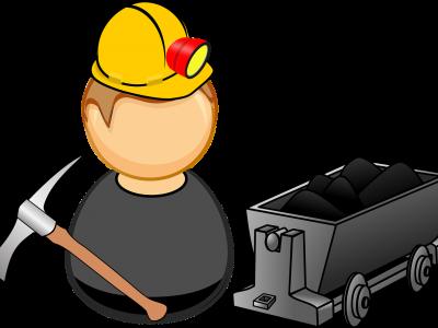 mineur de charbon