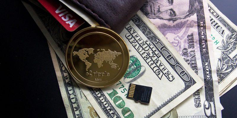 Billets, portefeuilles et cryptomonnaies
