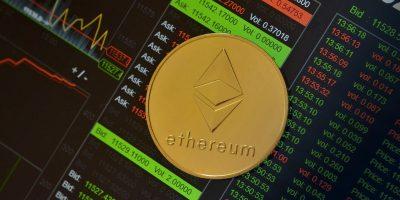 ethereum ETH cryptomonnaie