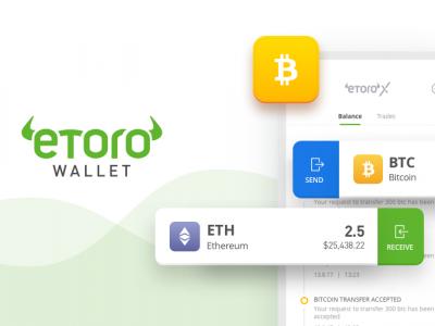 etoro wallet crypto monnaie