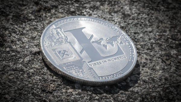 Pièce de Litecoin