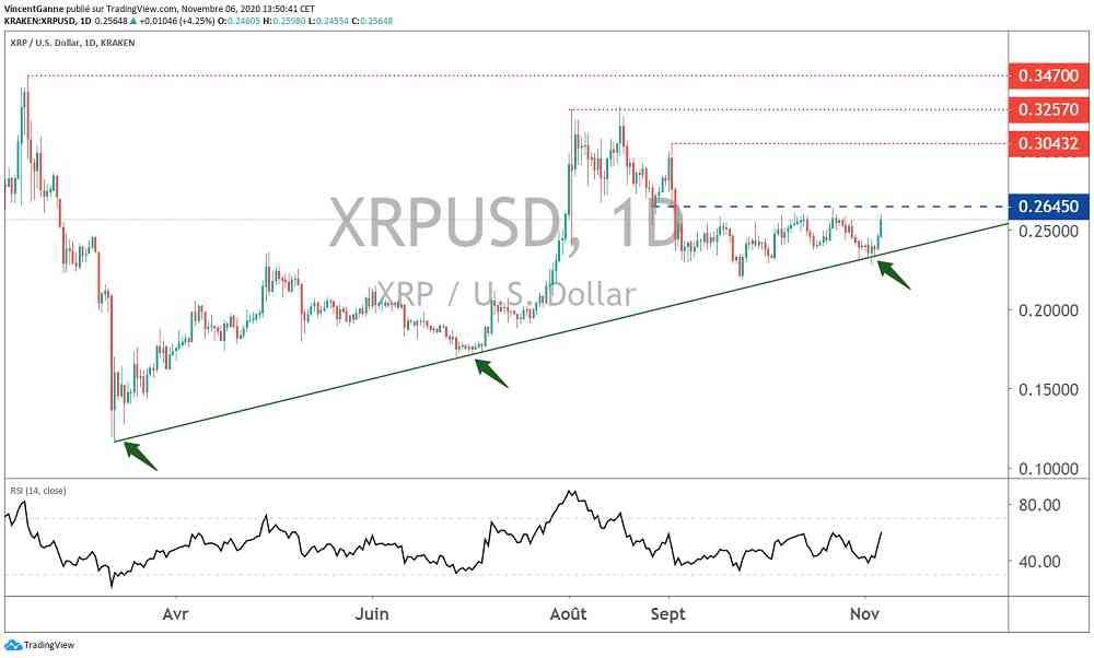 Les altcoins majeurs comme le XRP devraient bientôt surperformer Bitcoin