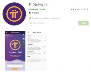 application pi network