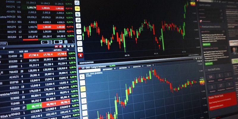 Volatilité des cryptos