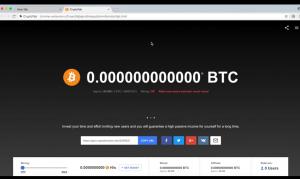 cryptotab bitcoin