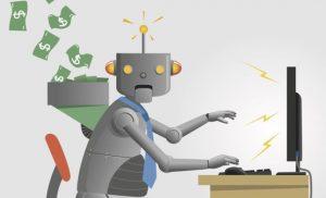 Frais robot conseiller