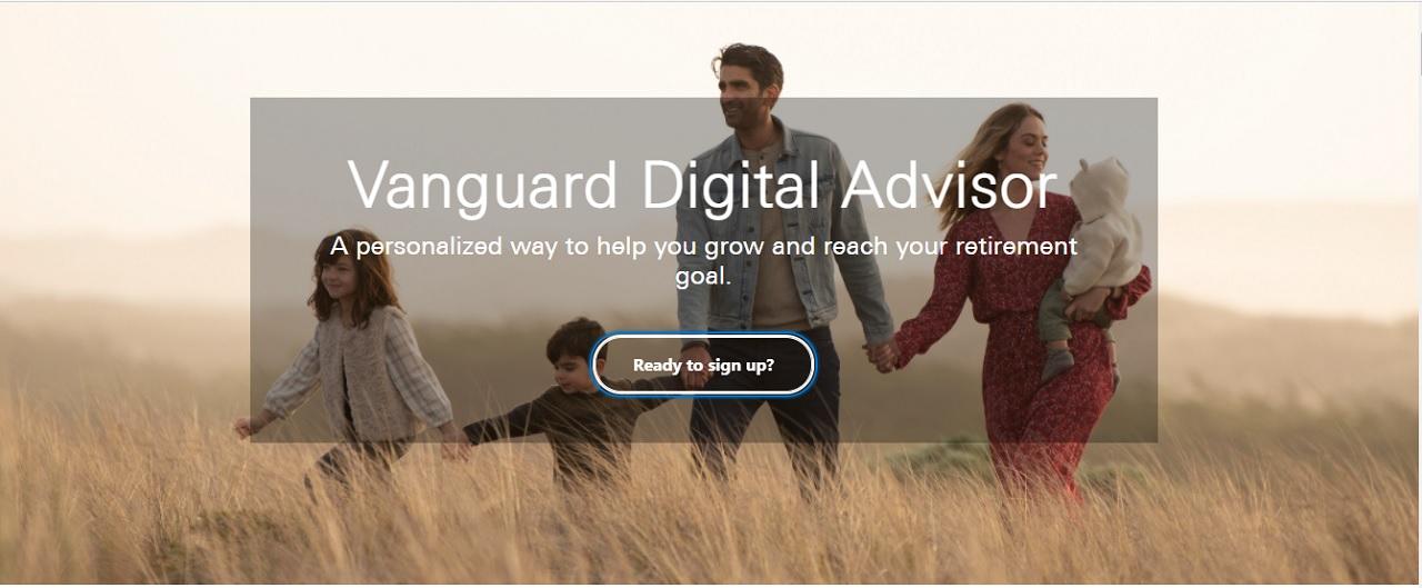 Aller sur le site Vanguard