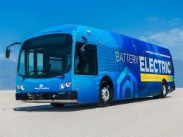 Bus Proterra