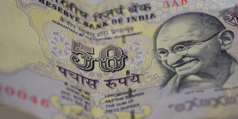 billet roupie indienne