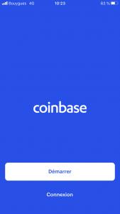 3. L'échange de crypto sur Coinbase wallet