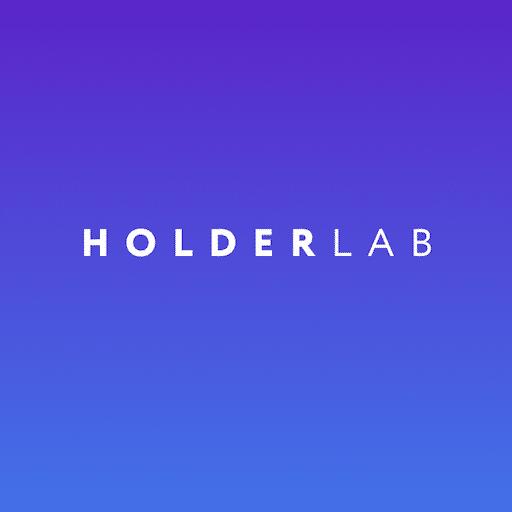 Holderlab logo