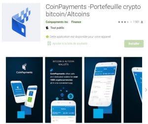coinpayments app