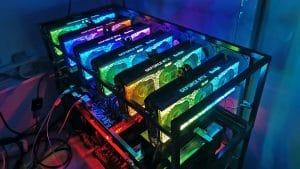 rig mining ETH miner ethereum