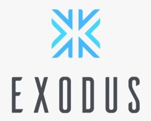 logo exodus ou bitso