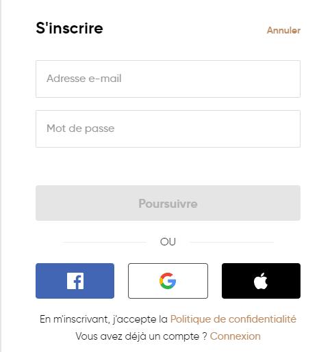 Inscription Capital.com