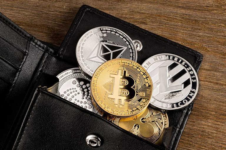 Crypto portefeuille
