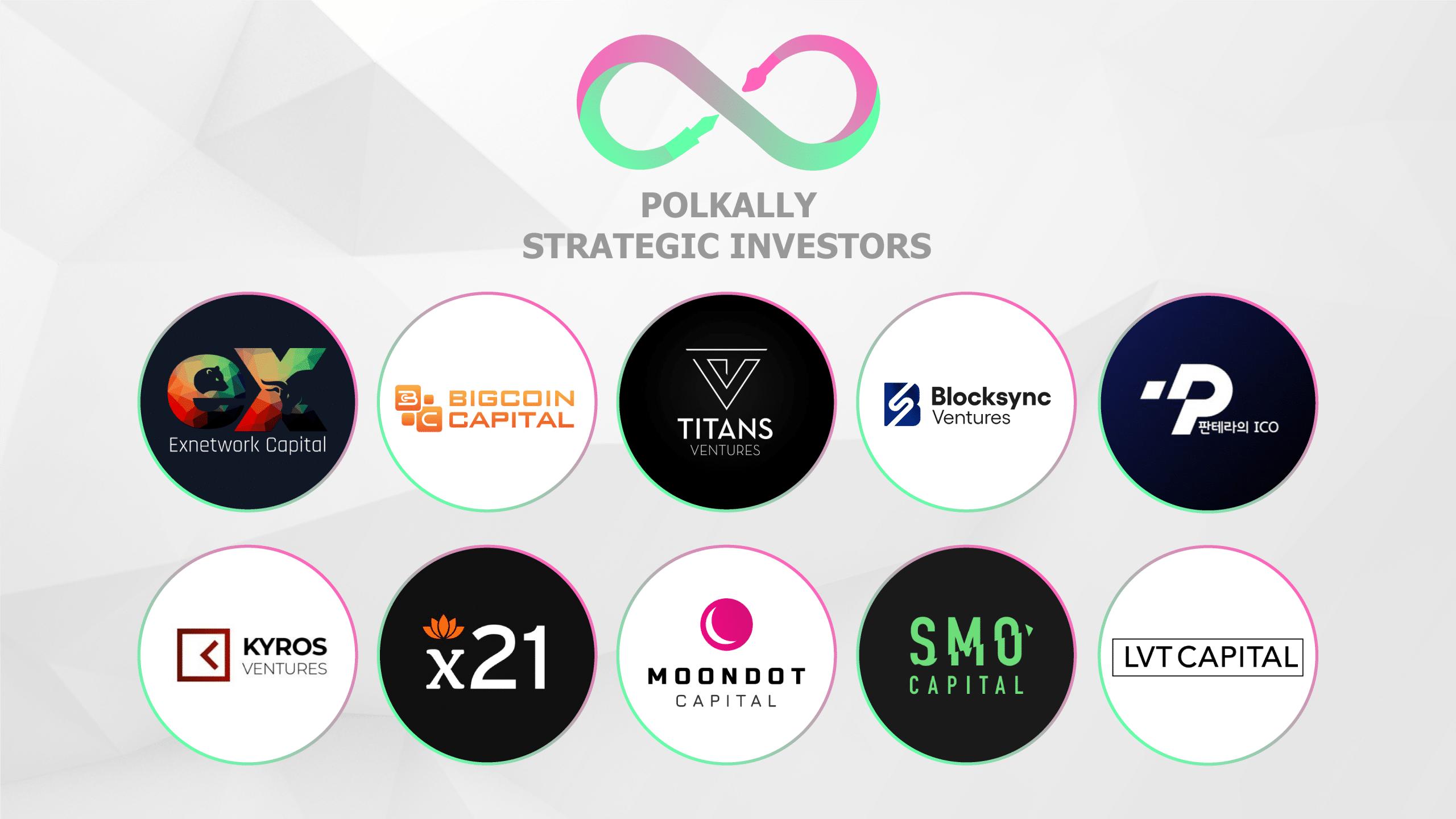Polkally investisseurs