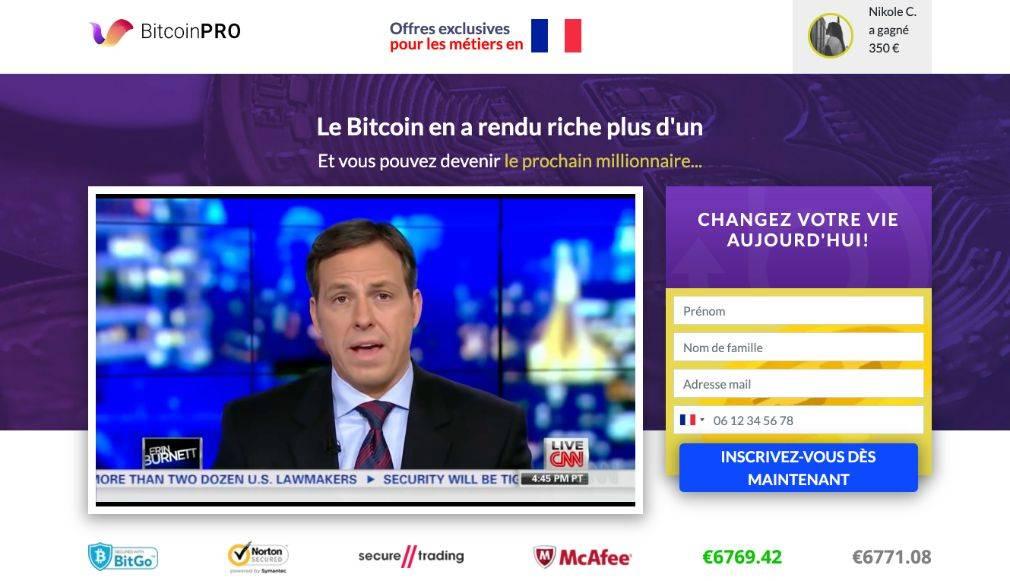 Qu'Est-ce Que Bitcoin Pro?