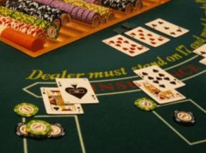 Blackjack crypto casino