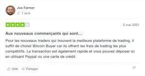 avis Bitcoin Buyer