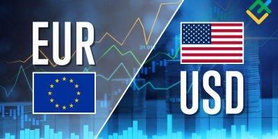 EUR - USD forex