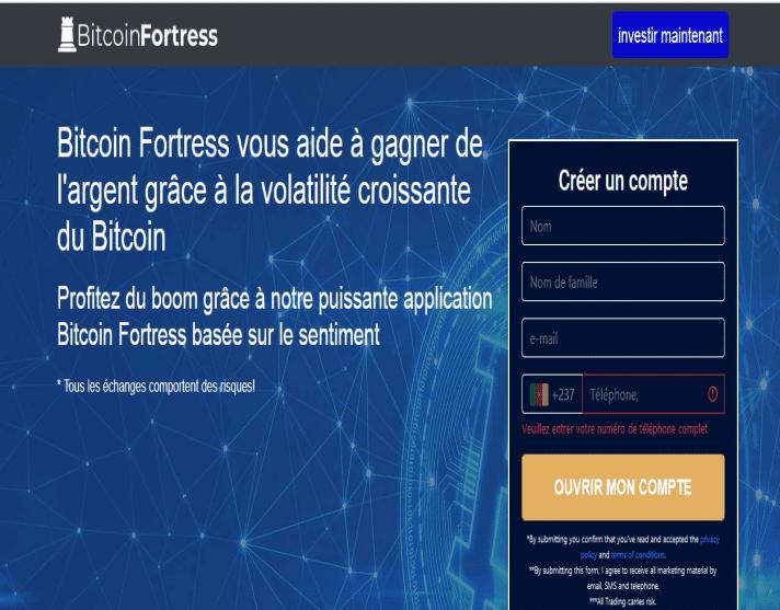 Inscription Bitcoin Fortress