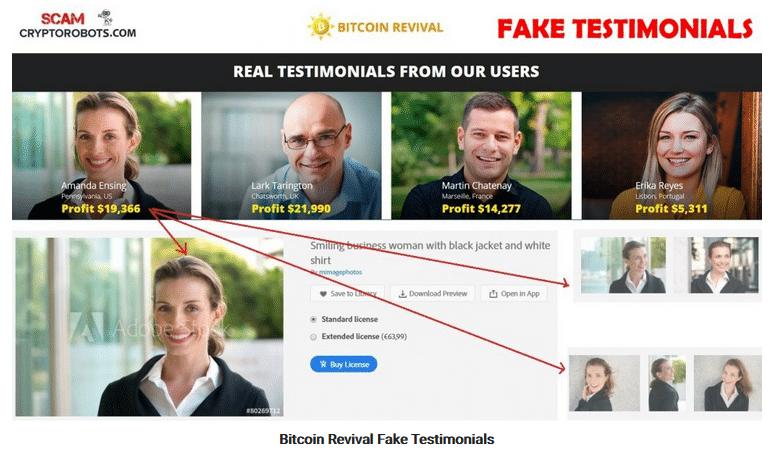 avis Bitcoin Revival