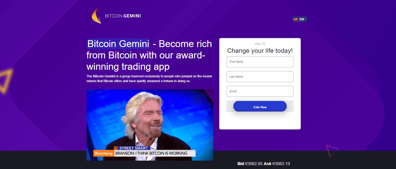 Étape 1: Ouvrir un Compte Bitcoin Gemini