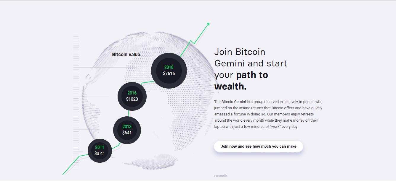 Combien d'Argent Peut-on Gagner avec Bitcoin Gemini?