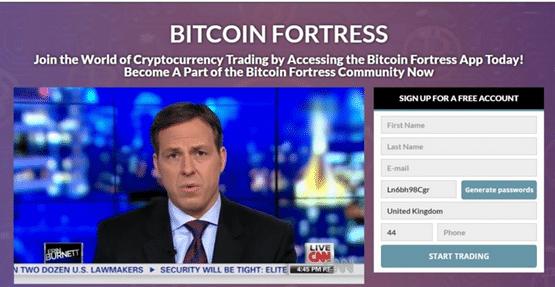 site Bitcoin Fortress