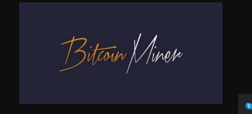 avis bitcoin miner