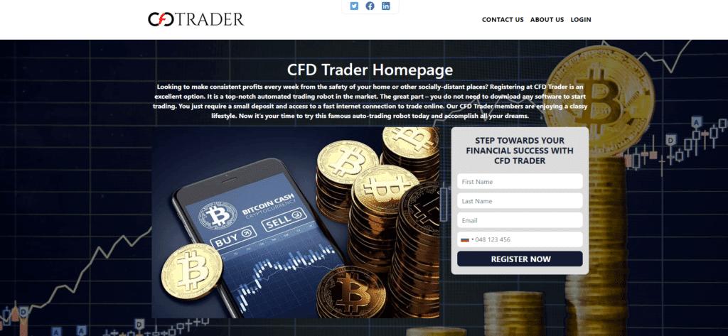 CFD Trader Avis : Qu'Est-ce Que C'est ?