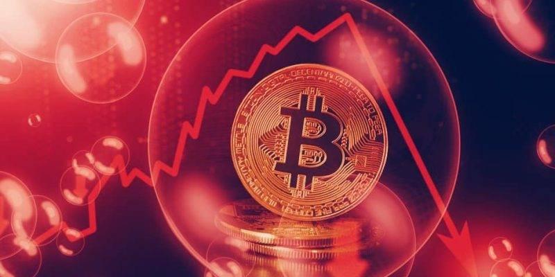 Le Bitcoin continue de baisser: Attention aux 40 000$!