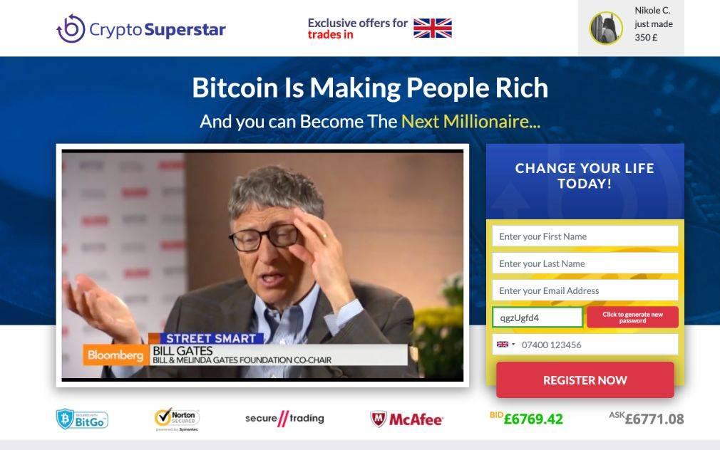 Avis Crypto Superstar: De Quoi S'agit-il ?