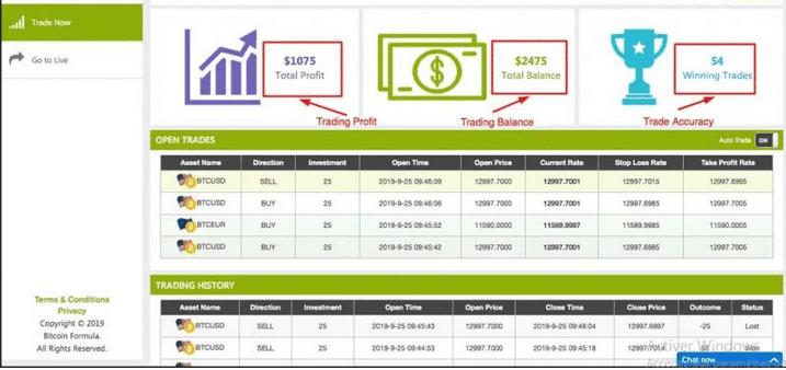 4. Activer l'Auto Trading