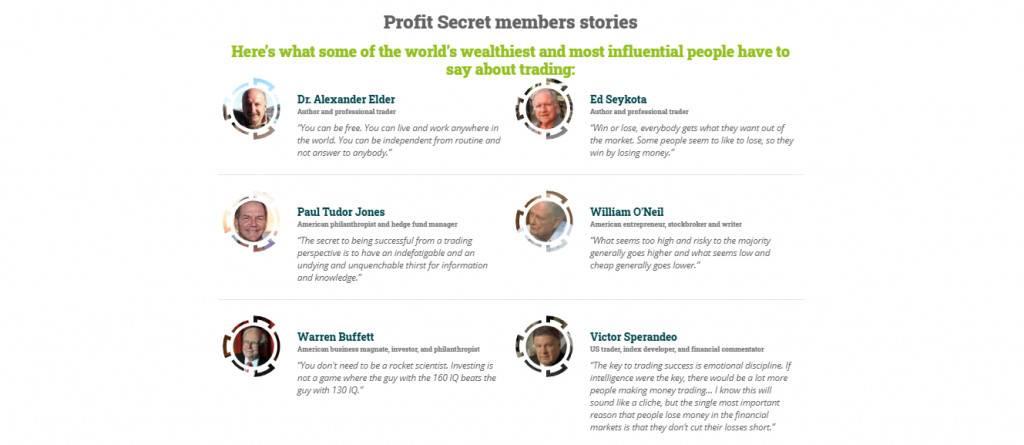 Profit Secret: Les Avis En Ligne