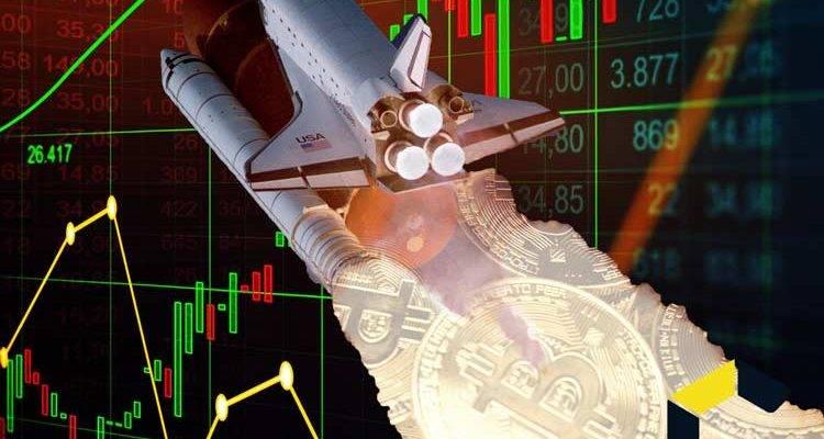 Les Crypto Monnaies semblent bien parti pour un nouveau cycle haussier !