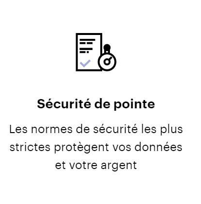sécurité de la plateforme