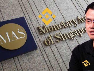 Binance sur liste de surveillance à singapour